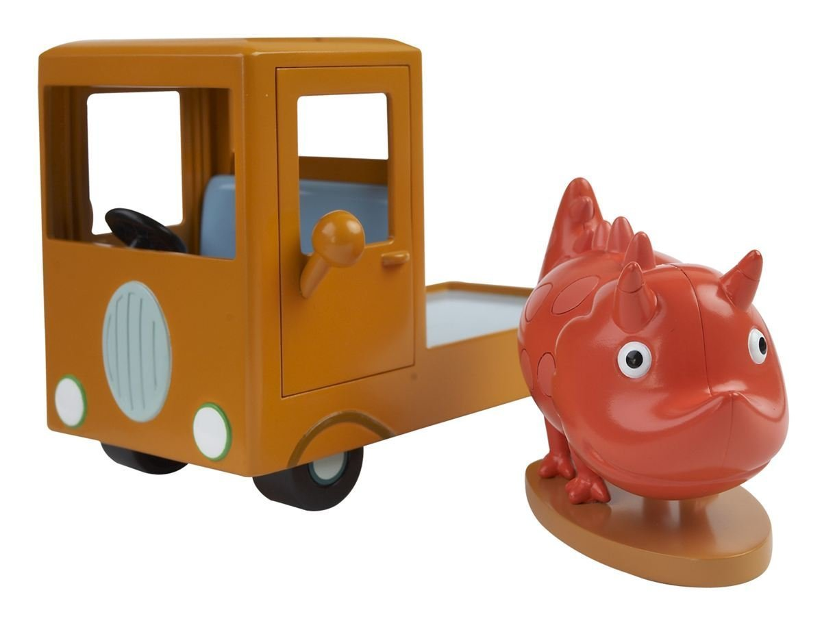 Peppa Pig Museum Truck: Amazon.co.uk: Toys & Games