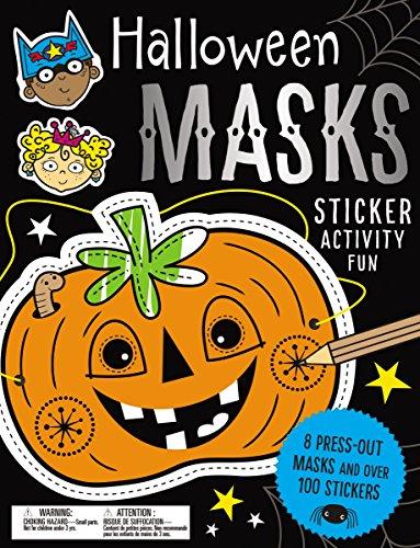 Easy Halloween Ideas (Sticker Activity Books Halloween Masks Sticker Activity)