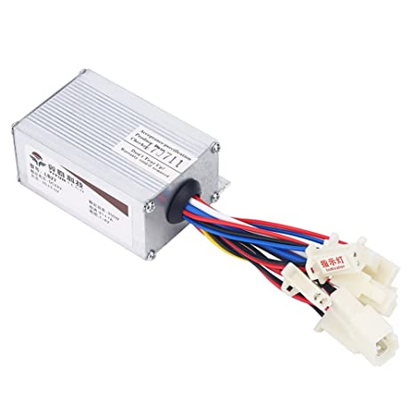 Alomejor Controlador Cepillado 24V 250W Controlador de ...