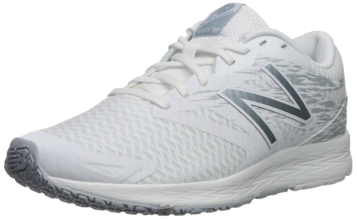 New Balance Women's Flash V1 Running Shoe B01NCKGAPE 7.5 B(M) US|White
