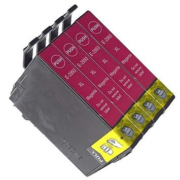 Ouguan 29XL Alta Capacidad Cartuchos de Tinta Compatible para ...