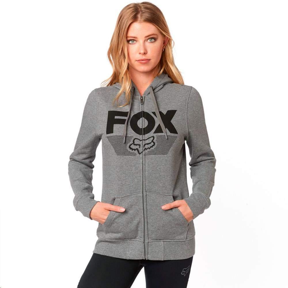 Fox Racing Women's Ascot Zip Up Fleece HoodieXL