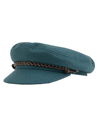 502ba1adbd9 Amazon.com  Brixton Men s Ashland Greek Fisherman Hat  Clothing