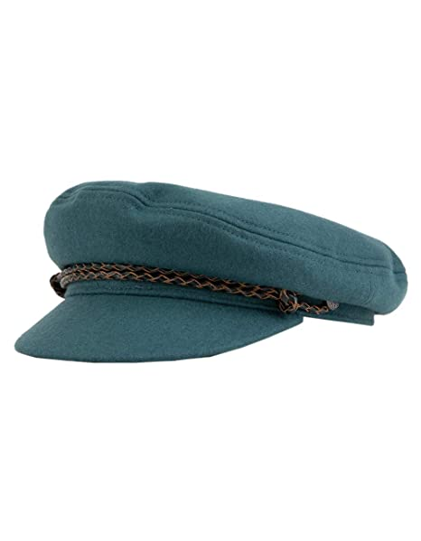 Brixton Mens Ashland Greek Fisherman Hat  Amazon.ca  Clothing ... d6585a03c739