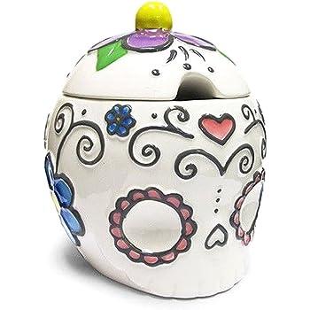 Amazon.com | HIC Elephant Sugar Bowl, Fine White Porcelain ...