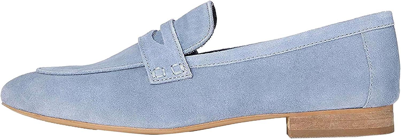 Marca Amazon - find. Kris-1w1-003 - Mocasines Mujer: Amazon.es: Zapatos y complementos