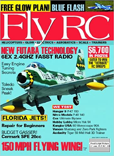 Fly RC -- July 2007 (Issue #44): Various: Amazon com: Books