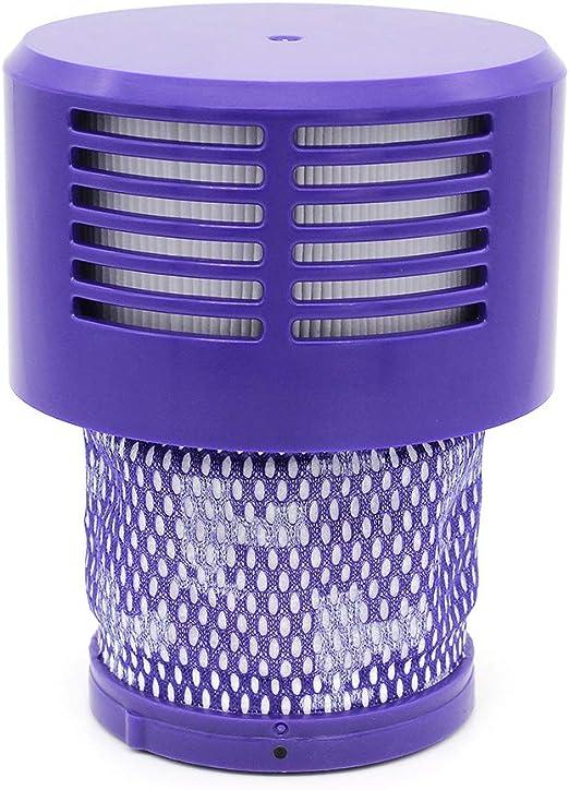 DingGreat Filtro de Repuesto Lavable para Aspiradora Dyson V10 ...