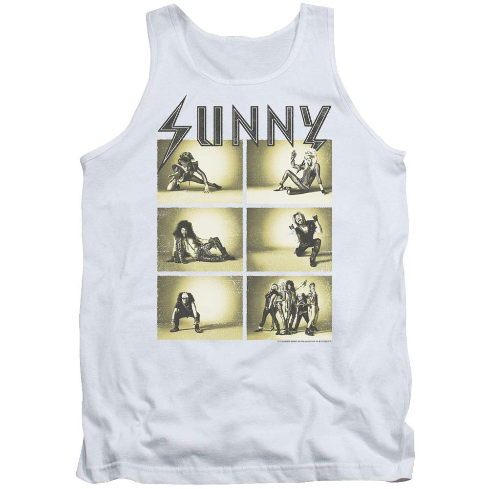 Its Always Sunny In Philadelphia Rock Photos Mens Tank Top Shirt Trevco