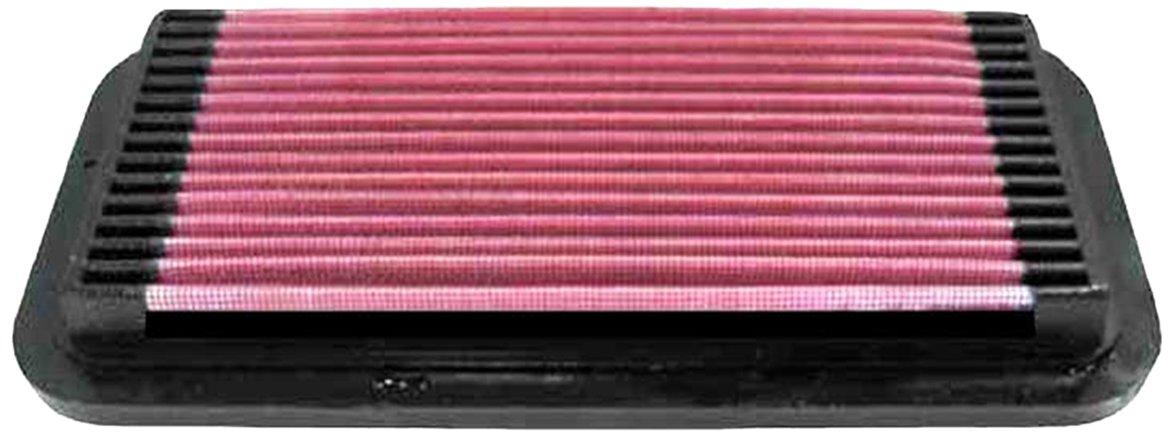 【正規輸入品】 K&N 純正交換 エアフィルター ミツビシ 用 33-2094 B075LFW7V5