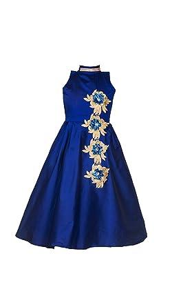 0b40f0dcb8f3 Fashion Dream Baby Girls Birthday Party wear Long Frock Dress ...
