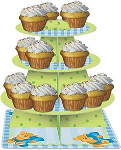 Creative Convertir à cupcakes Serveur, ours, 1er