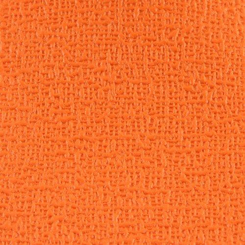 Tolex Amplifier Cabinet Covering, Orange Nubtex, 18'' wide x 1 yard