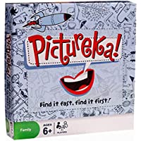 Toys Board Game Pictureka Games Eye Sight Challenging Pictureka Board Game Children Toy