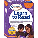 Hooked on Phonics Learn to Read - Levels 3&4 Complete: Word Families (Early Emergent Readers | Kindergarten | Ages 4-6)