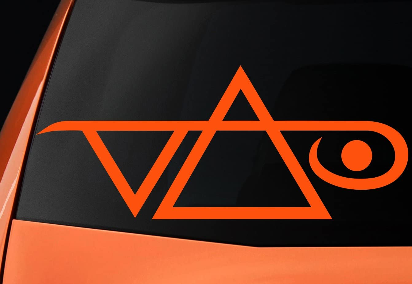 Steve Vai Logo – vinilo para coches, ventanas, paredes, portátiles ...