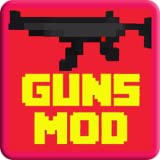 Mods: for pe Guns Mods weapon for MCPE pro edition