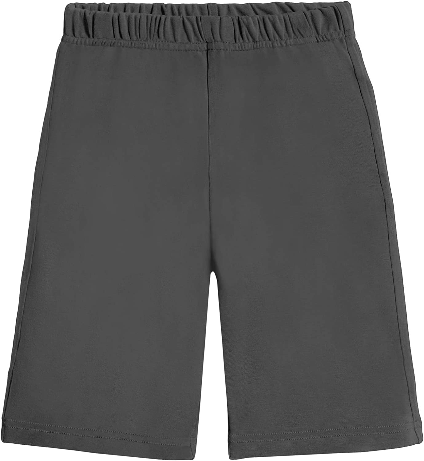 Made in USA City Threads Cotton Athletic Shorts for Boys Sports Camp Play and School