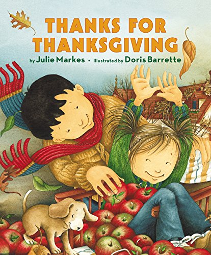 Thanks for Thanksgiving Board Book pdf