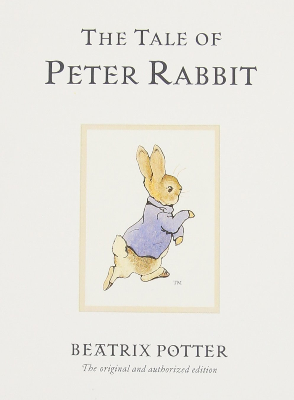 Beatrix Potter Peter Rabbit Book