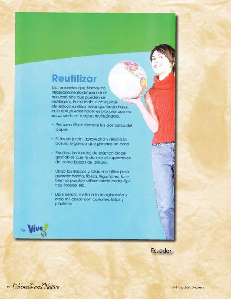 Amazon.com : Big Book of Spanish Realia Volume I & Volume II ...