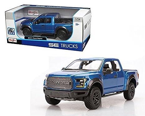 New  W B Special Trucks Edition Blue  Ford Raptorcast
