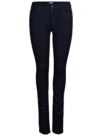 c8a446edf5b4 ONLY Skinny Reg. Soft Ultimate Slim Fit Jeans - Blue - Medium:  Amazon.co.uk: Clothing
