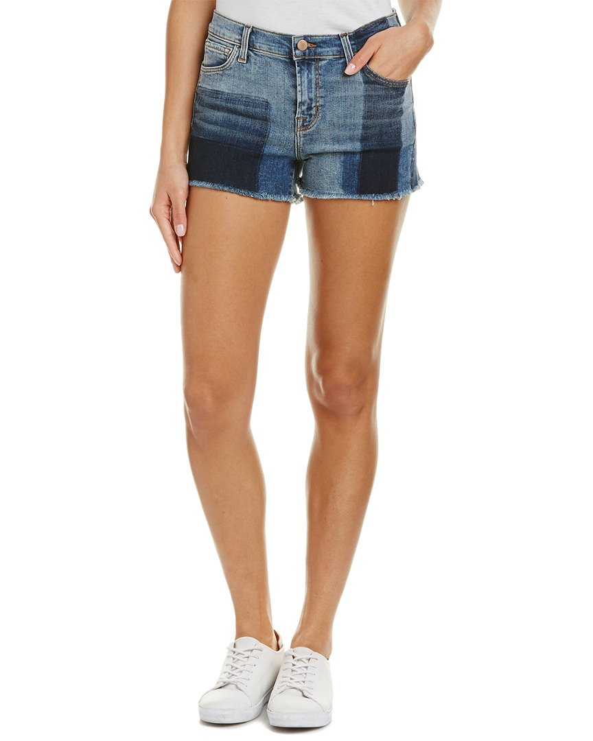 J Brand Women's 1044 Mid Rise Shorts, Zenith, 29 by J Brand Jeans (Image #1)