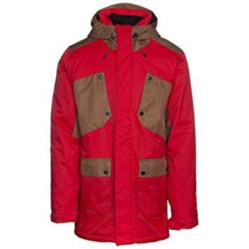 e1b29f966 Ripzone Kinetic Color Block Mens Insulated Snowboard Jacket - XX ...