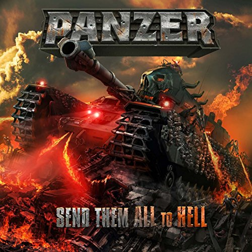 Send Metal - Send Them All to Hell cd