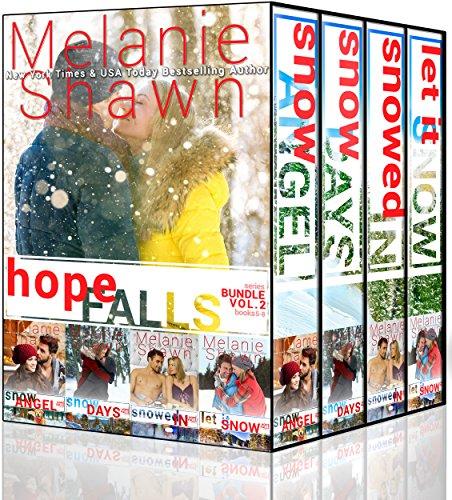 Hope Falls Series Bundle: Vol. 2, Books 4-8 (Snow Angel, Snow Days, Snowed In, Let It Snow)