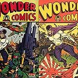 download ebook wonder comics. the grim reaper. issues 1 and 2. golden age digital comics pdf epub