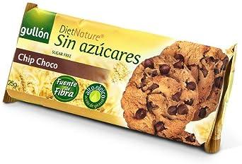 Comprar Gullón - Galleta chocolate chips sin azúcar Diet Nature- 125g