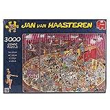 Jan Van Haasteren - The Circus 3000 Piece Jigsaw Puzzle by Jumbo Games