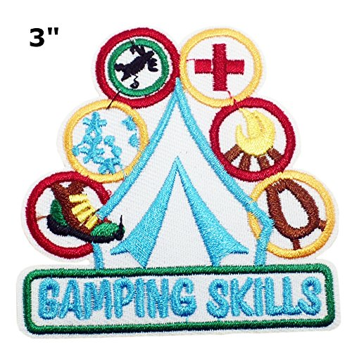 Camping Skills Patch - 3