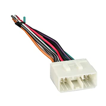 Metra 70 8901 Radio Wiring Harness For Subaru 90 06