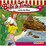 Bibi & Tina CD 61 Retten die Biber