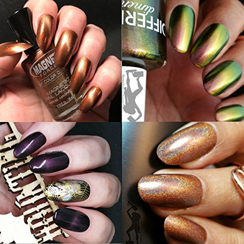 BTArtbox Fake Nails Short Oval Nails Round Nails Full Cover - Import ...