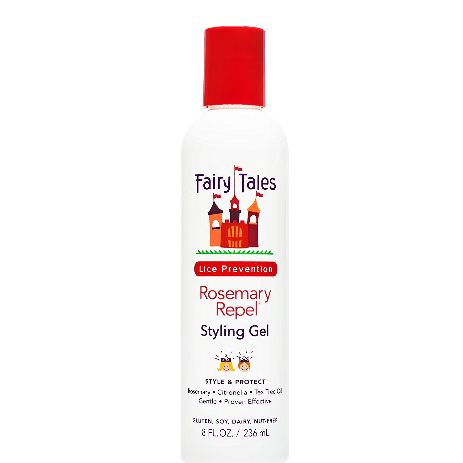 Fairy Tales Rosemary Repel Styling Gel - 8oz