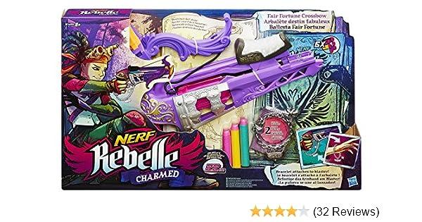 24 Dart Refill Pack Nerf Rebelle Charmed Gun Blaster Charms Bracelet Weapon