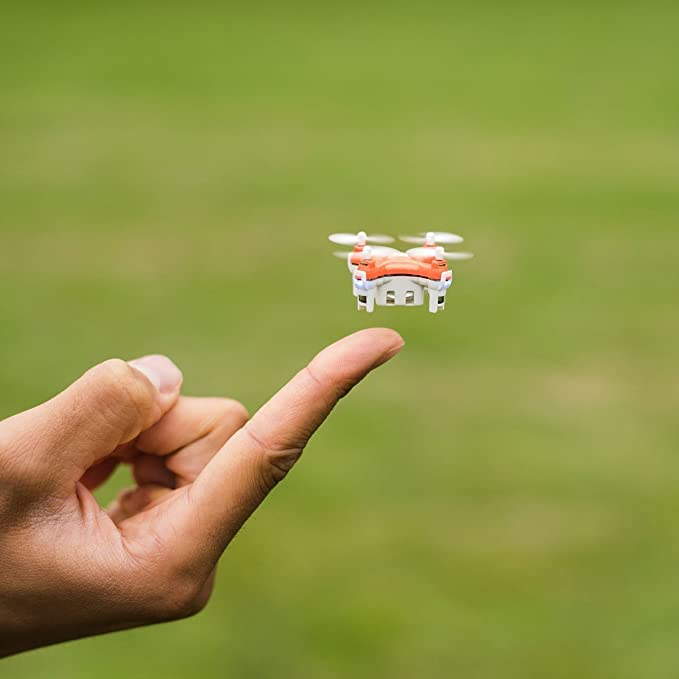 SKEYE Pico Drone - Worlds Smallest Drone Ever - Remote Controlled ...