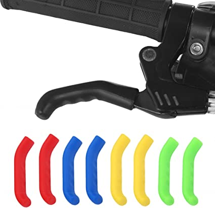 Brake Handle Silicone Sleeve Mountain Road Bike Dead Lever Protection Cover BE