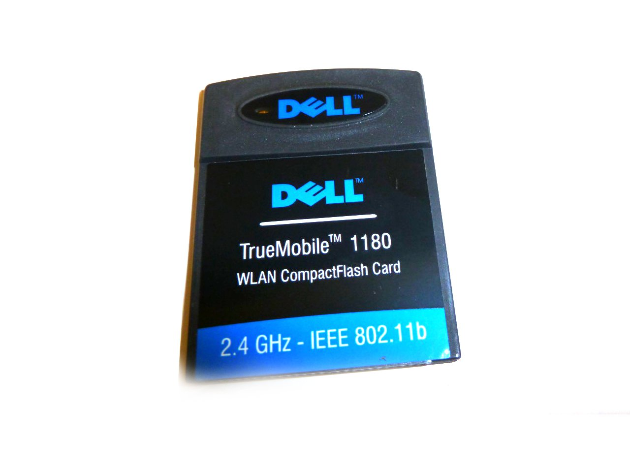 DELL TRUEMOBILE 1180 WIRELESS CF CARD DRIVERS FOR MAC
