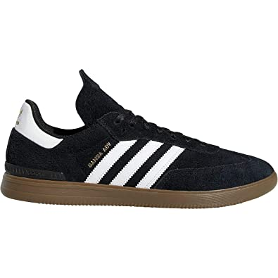 c347b0eee adidas Skateboarding Men s Samba ADV Core Black Footwear White Gum 5 6 ...