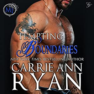 Tempting Boundaries  Audiobook