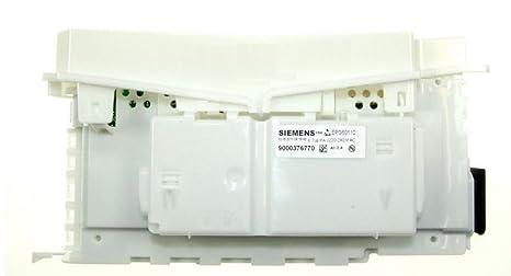 Bosch B/S/H - Módulo de potencia programa para lavavajillas ...