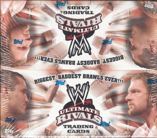 (2008 Topps Ultimate Rivals WWE Wrestling Hobby Box)