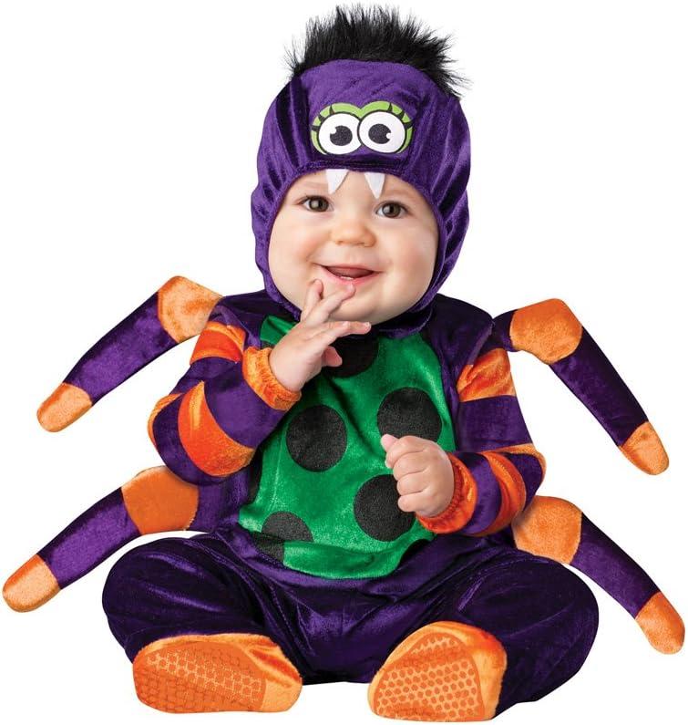 In Character - Disfraz para bebé de araña, Talla 18 Meses - 2 años ...