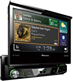 Pioneer AVH-X7700BT 7-Inch Fold Out Touchscreen Multimedia Player with Easy Smartphone Connectivity and 13 Band GEQ