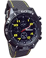 SMTSMT Quartz Watch Men Military Watches Sport Wrist watch-Yellow